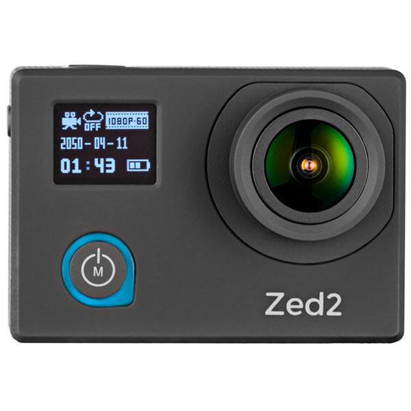 Видеокамера экшн AC Robin — ZED2 Black