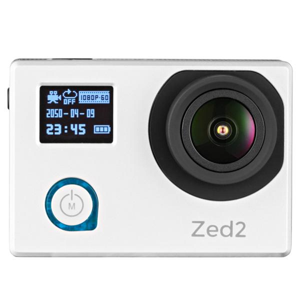 Видеокамера экшн AC Robin — ZED2 Silver