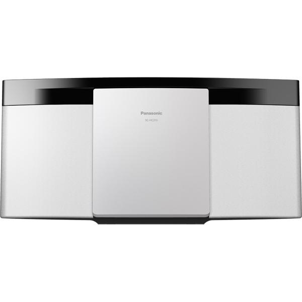 Музыкальный центр Micro Panasonic SC-HC200 White
