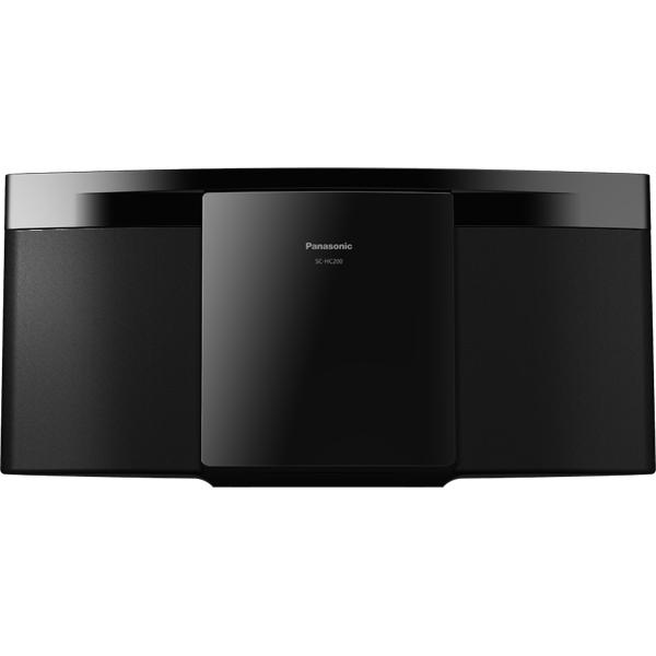 Музыкальный центр Micro Panasonic — SC-HC200 Black