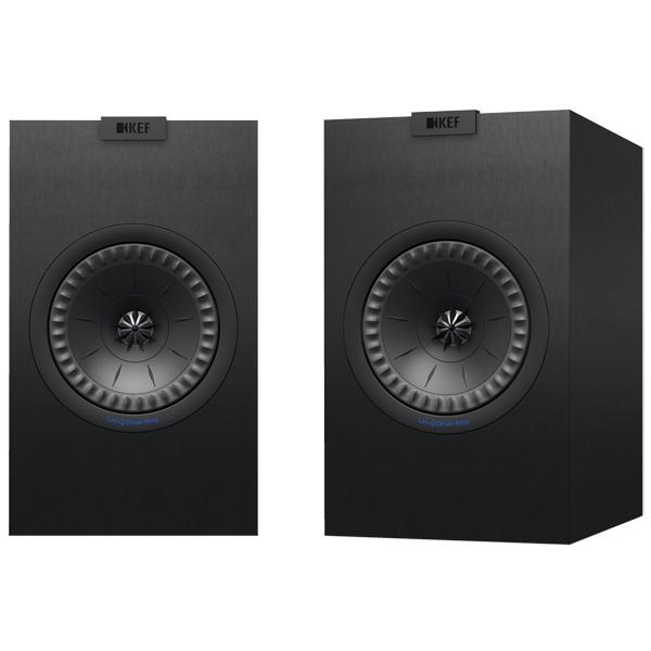 Полочные колонки KEF Q150 Black (пара)
