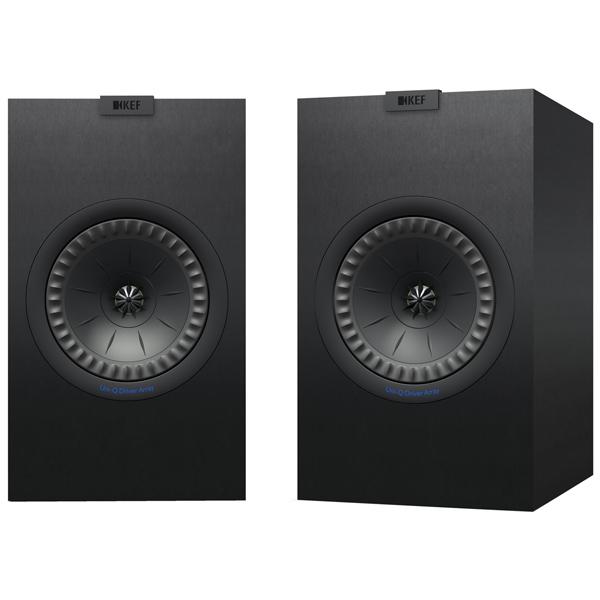 Полочные колонки KEF Q350 Black (пара)