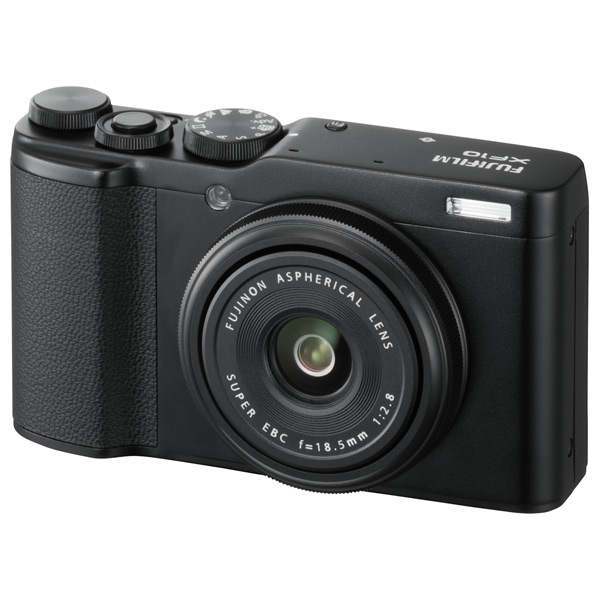 Фотоаппарат компактный премиум Fujifilm XF10 Black