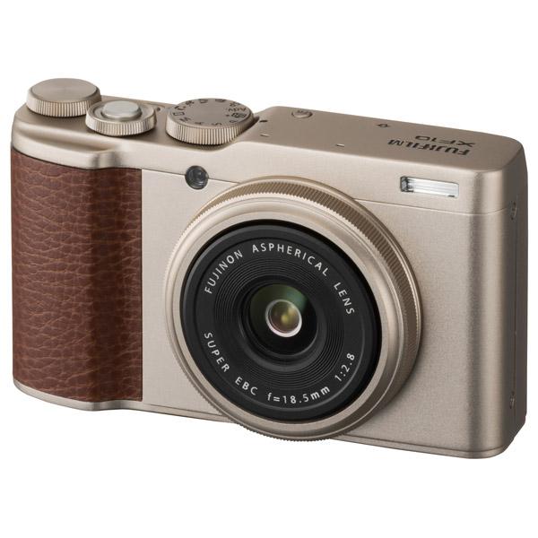 Фотоаппарат компактный премиум Fujifilm XF10 Gold