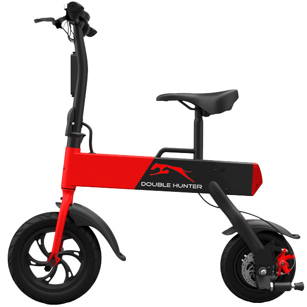 Электрический велосипед Double Hunter