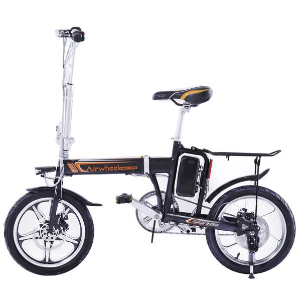 Электрический велосипед Airwheel R5+ 214.6WH Black