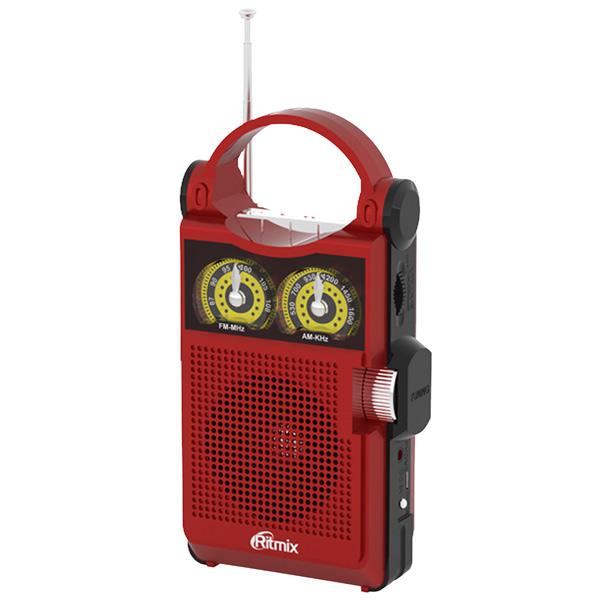 Радиоприемник Ritmix — RPR-303, Red