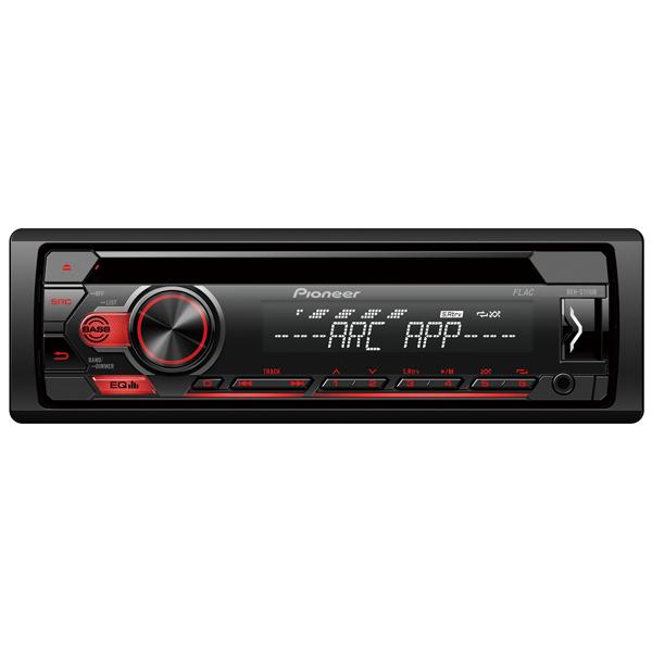 Автомобильная магнитола с CD MP3 Pioneer DEH-S111UB