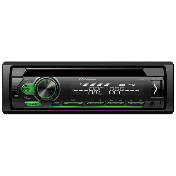 Автомобильная магнитола с CD MP3 Pioneer DEH-S111UBG