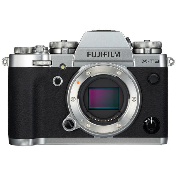 Фотоаппарат системный Fujifilm — X-T3 Body Silver