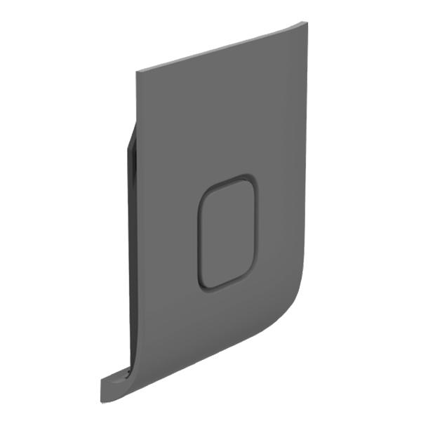 Аксессуар для экшн камер GoPro, GoPro Запасная крышка для HERO7 Silver ABIOD-001  - купить со скидкой