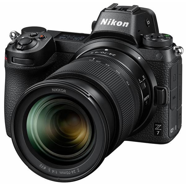 Фотоаппарат системный Nikon Z7 24-70 Kit