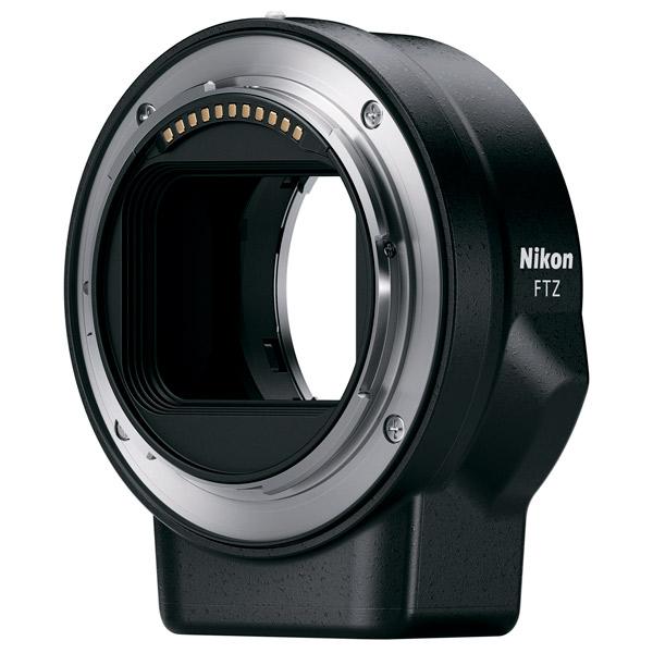 Адаптер для объективов (переходник) Nikon FTZ