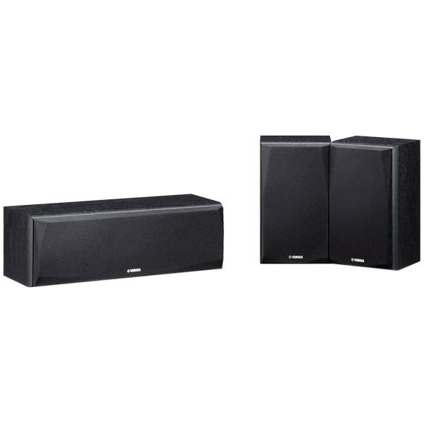 Комплект акустических систем Yamaha NS-P51 Black черного цвета
