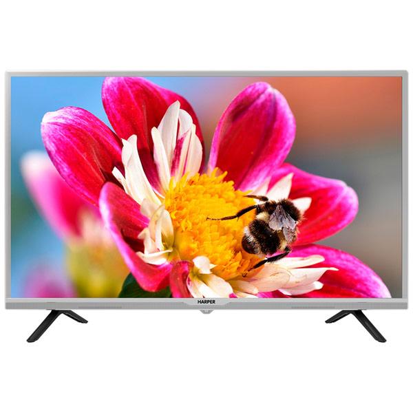 """LED-телевизор 15""""-30"""" Harper 28R6753T Silver"""