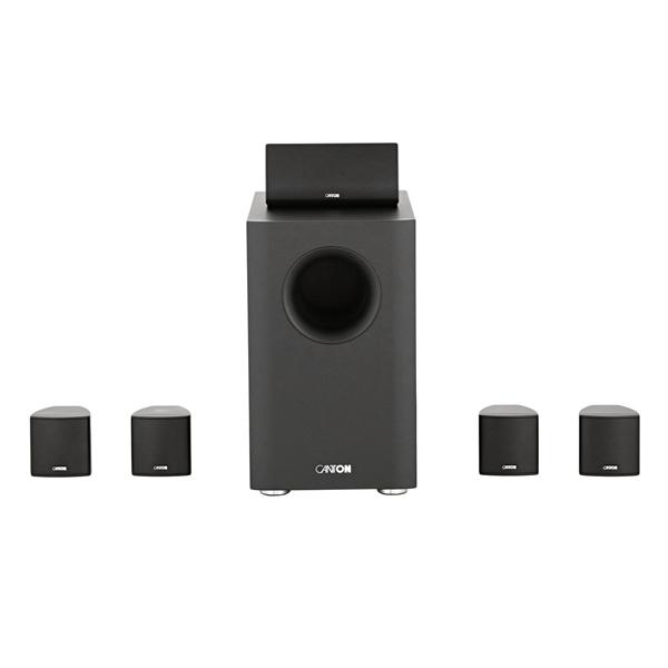 Комплект акустических систем Canton Movie 95 Black