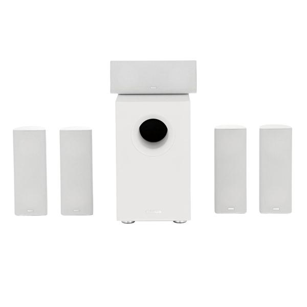 Комплект акустических систем Canton Movie 365 White Matt