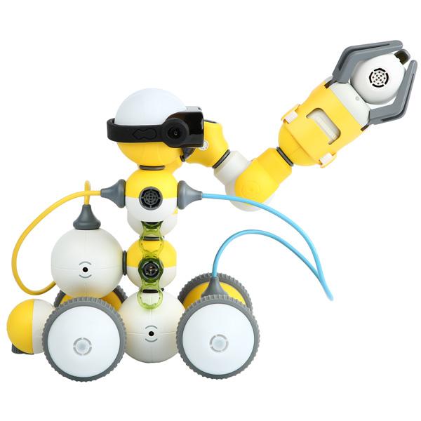 Радиоуправляемая модель-конструктор Mabot Mabot C