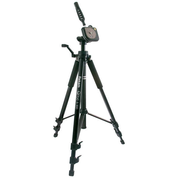 Штатив Rekam QPod S-300 черного цвета
