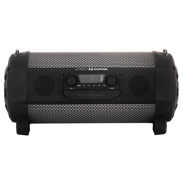 Музыкальный центр Mini Soundstream Hooper SH-5PM черного цвета