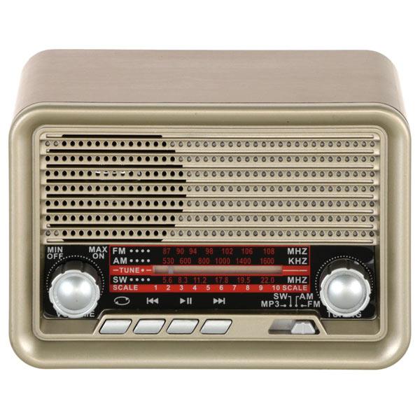 Радиоприемник Ritmix RPR-030 Gold