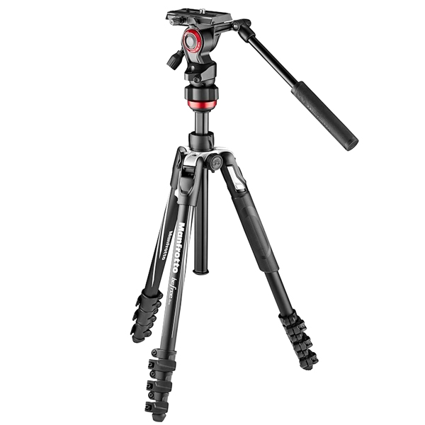 Штатив для видео Manfrotto MVKBFRL-LIVE Befree Advanced Live Lever