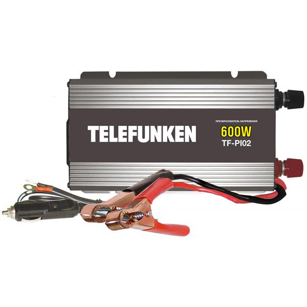 Автопреобразователь напряжения Telefunken TF-PI02