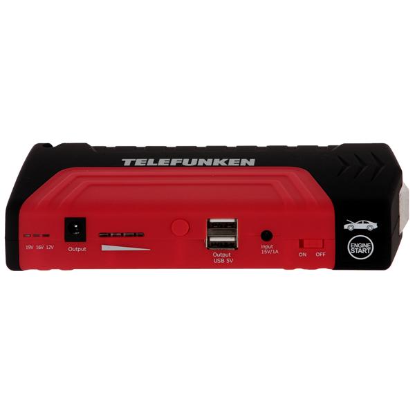 Пуско-зарядное устройство Telefunken TF-JS02