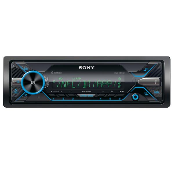 USB-Автомагнитола Sony DSX-A416BT/Q