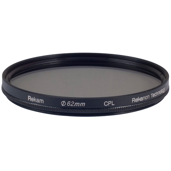 Светофильтр для фотоаппарата Rekam — RF-CPL62
