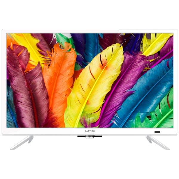 Купить Телевизор Daewoo L24V639VAE в каталоге интернет магазина М.Видео по выгодной цене с доставкой, отзывы, фотографии - Чебоксары