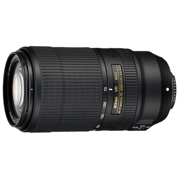 Объектив Nikon AF-P NIKKOR 70-300mm f/4.5-5.6E ED VR