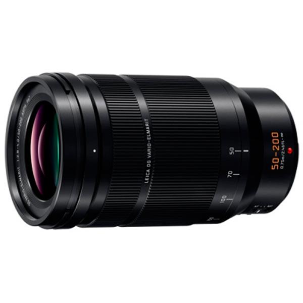 Объектив премиум Panasonic — Lumix G Leica DG 50-200mm f/2.8-4 Power O.I.S.