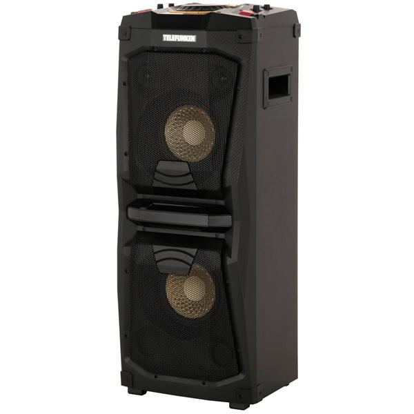 Музыкальная система Midi Telefunken TF-MS2102 Black