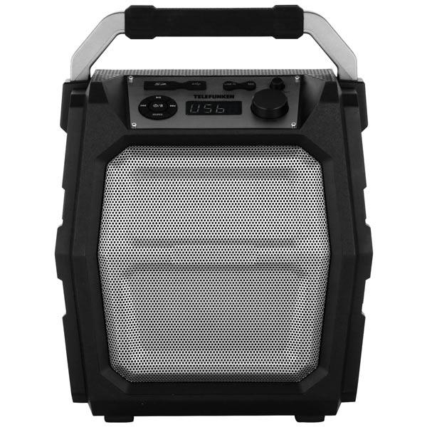 Музыкальный центр Mini Telefunken TF-PS2201 Black