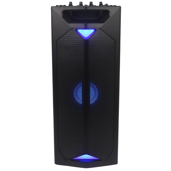 Музыкальный центр Mini Telefunken TF-PS2203 Black цвет янтарный