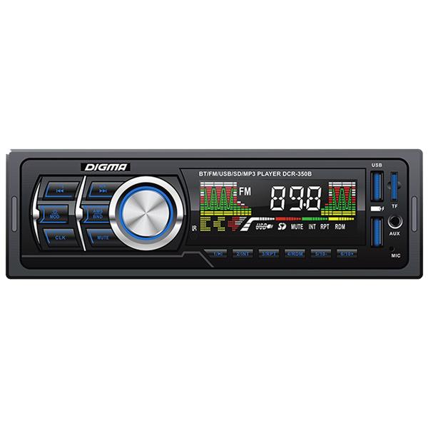 USB-Автомагнитола Digma DCR-350B