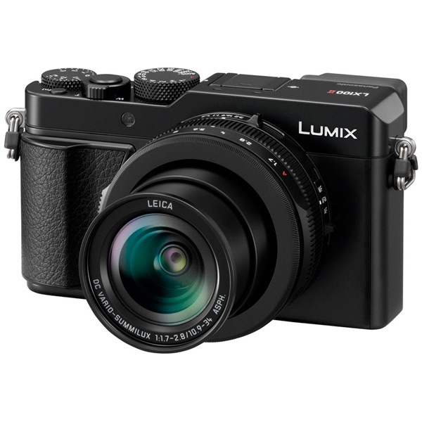Фотоаппарат компактный премиум Panasonic LUMIX DC-LX100M2EE