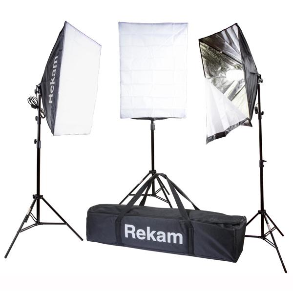 Комплект Rekam CL-465-FL3-SB kit