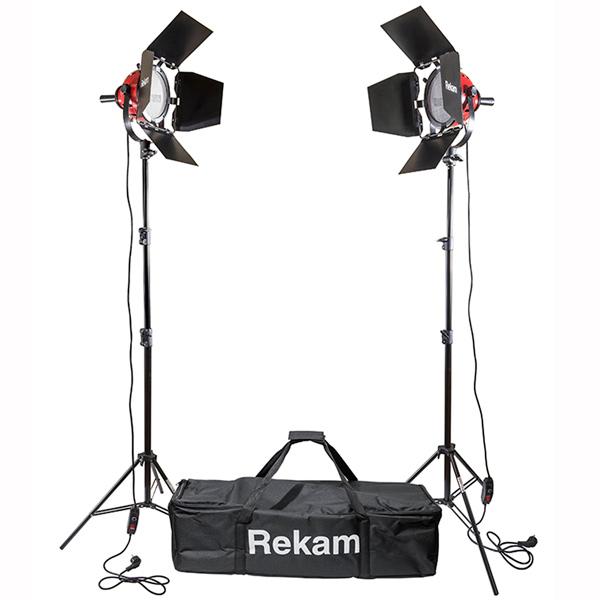 LED осветитель Rekam HL-1600W Kit