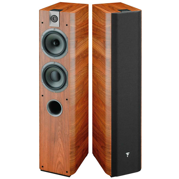 Напольные колонки Focal Chorus 716 Walnut