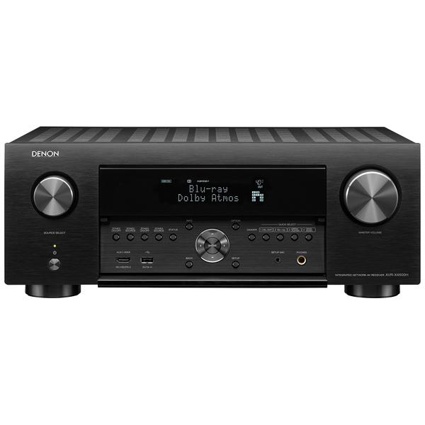 Ресивер Denon — Premium 9.2 AVR-X4500H Black