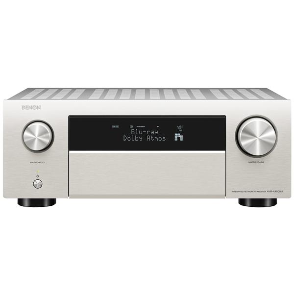Ресивер Denon — Premium 9.2 AVR-X4500H Silver