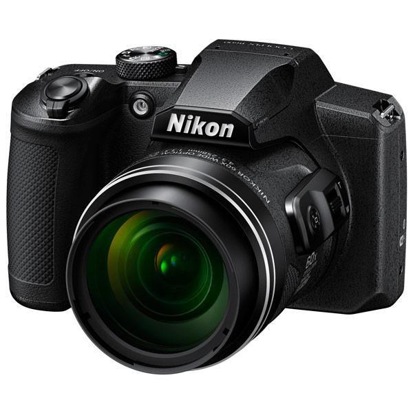 Фотоаппарат компактный Nikon Coolpix B600 Black