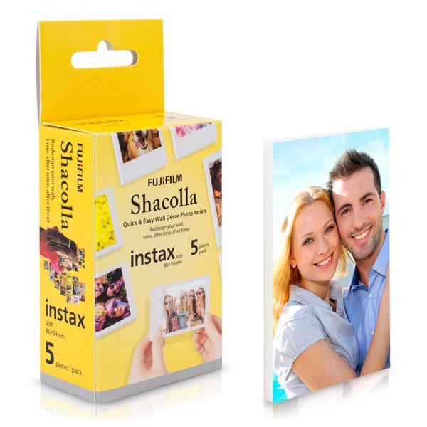 Аксессуар для Fujifilm Shacolla Instax белого цвета
