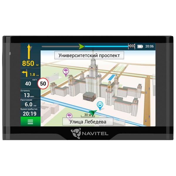 Портативный GPS-навигатор Navitel N500 Magnetic