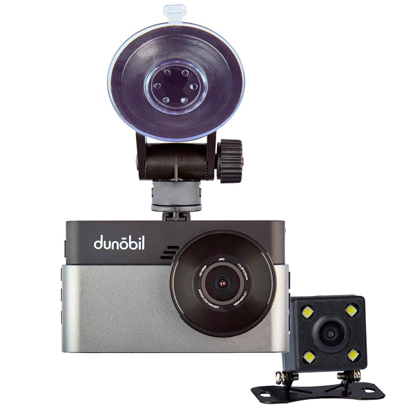 Видеорегистратор Dunobil Graphite Duo
