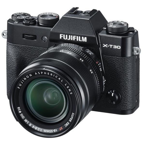 Фотоаппарат системный Fujifilm X-T30 Kit 18-55 Black