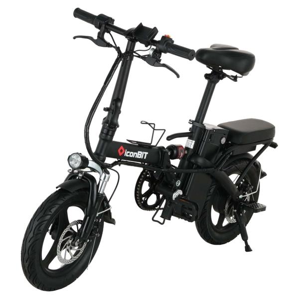 Электрический велосипед iconBIT E-Bike K202 (IB-1910K)