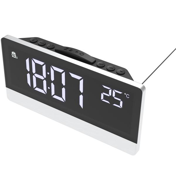 Радио-часы Ritmix